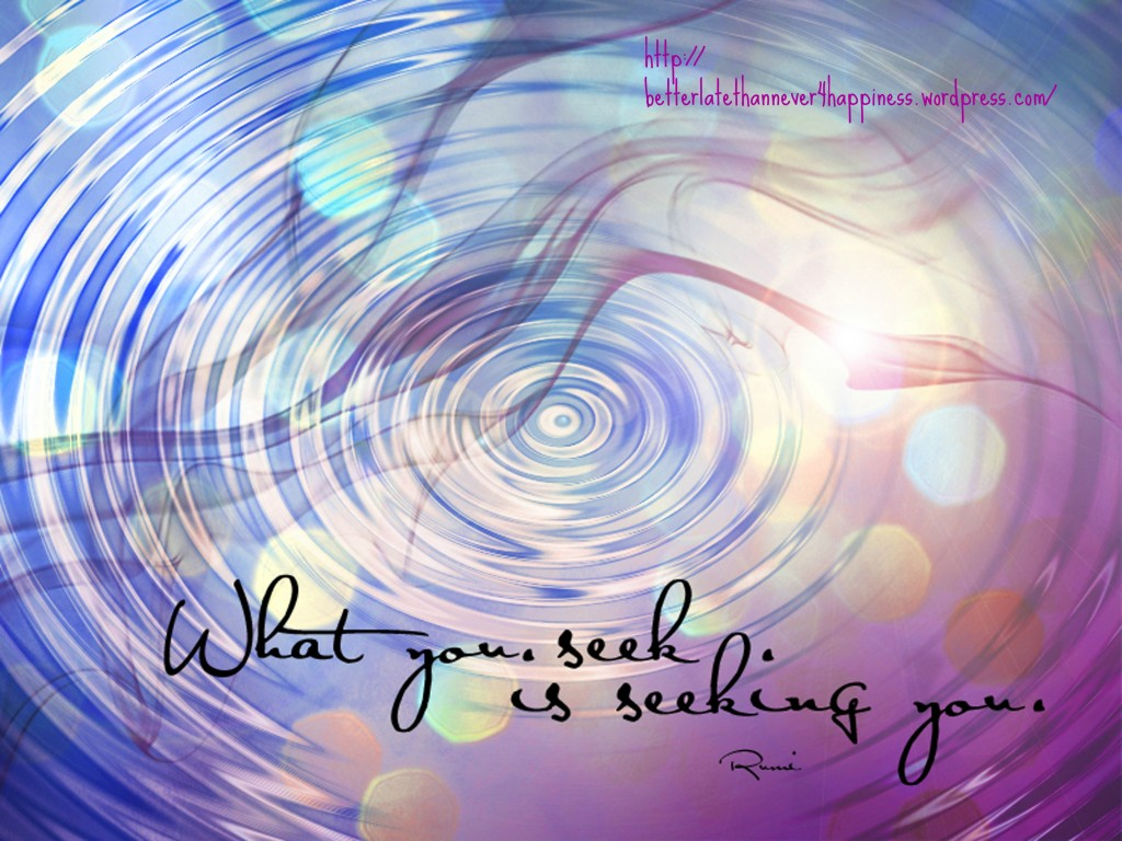 Elf for Health Blog Swap: Seek and You Shall Find | Live ...