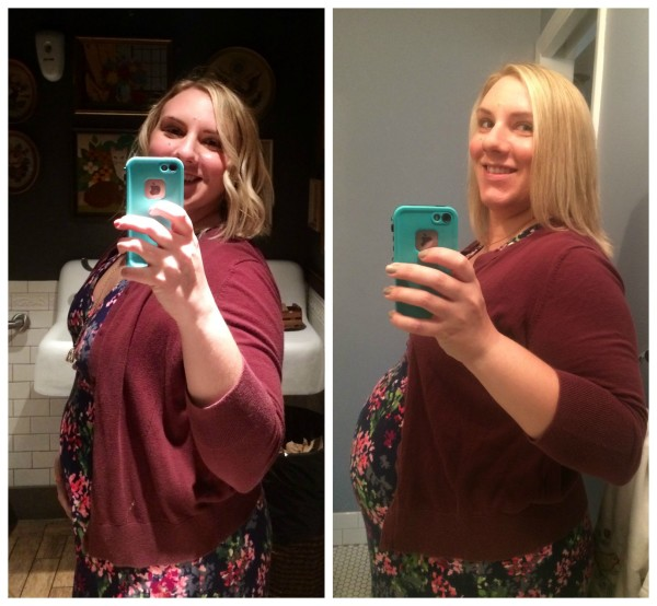 Bump Update 33 Weeks