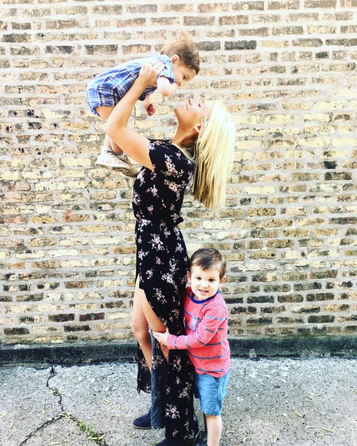 working motherhood podcast blogger nutritionist personal trainer